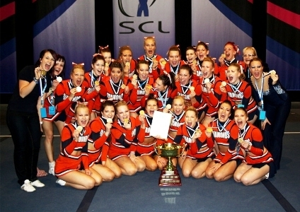Oulu Has Europe's Second Best Cheerleaders | 65 Degrees North | Finland | Scoop.it