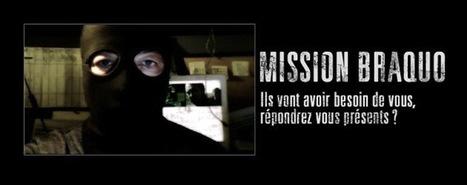 """Analyse : le dispositif transmédia autour de """"Mission Braquo""""   L'actualité du webdocumentaire   Scoop.it"""
