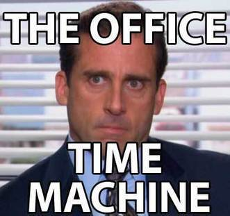 The Office Time Machine | Books, Photo, Video and Film | Scoop.it