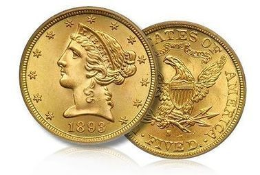 "Coin Grading – Six ""Ruined"" US Gold Coin Liberty Head Issues 