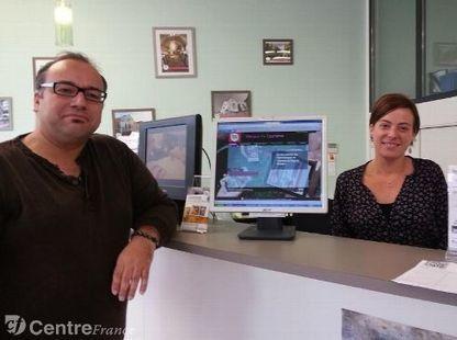 L'office de tourisme du pays de Vierzon se met à l'heure du numérique | Tourisme Sully, Loire et Sologne | Scoop.it