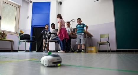 Scratch: deixeu que els nens programin! - Bits d'educació   Recursos educatius   Scoop.it
