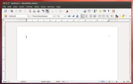 LibreOffice 3.5.5 liberado | Usemos Linux: noticias y tutoriales sobre ... | cbitfederacion | Scoop.it