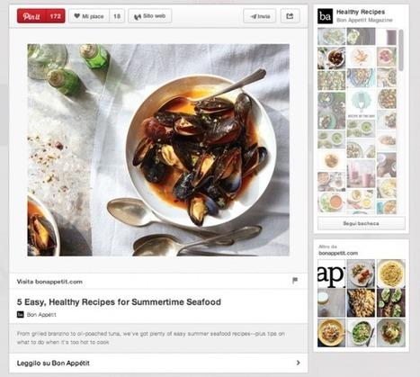 12 suggerimenti per ottenere il meglio da Pinterest | ICOA News Reader | Scoop.it