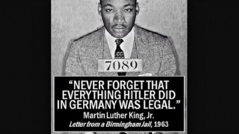 """MLK Says, """"Protest Bad Laws"""" - Liberty Memes - StumbleUpon   Human Rights and World Peace   Scoop.it"""