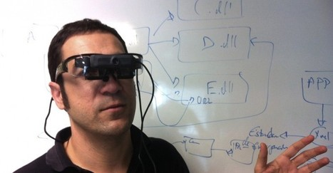Class Lectures become Easier for Professors with AR Glasses | Augmented Reality Trends | augmented reality | Scoop.it