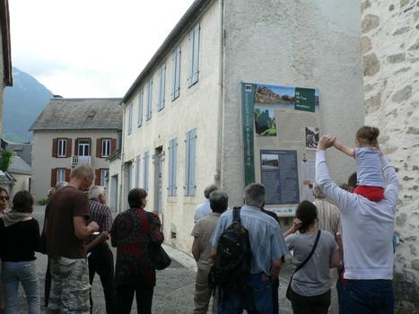 Inauguration de l'exposition itinérante du Pays d'art et d'histoire en CC Haute Vallée d'Aure   Vallée d'Aure - Pyrénées   Scoop.it
