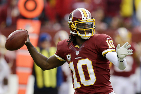 rg3 throwing - Google Search | Throwingandcatchingoffwall | Scoop.it