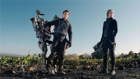 [Review] Edge of Tomorrow : un jour J sans fin pour Tom Cruise | Edge of Tomorrow - Web Coverage | Scoop.it