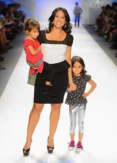 New York Fashion Week 2014: Pint-sized Trailblazers are Creating Buzz | KidArt | Scoop.it