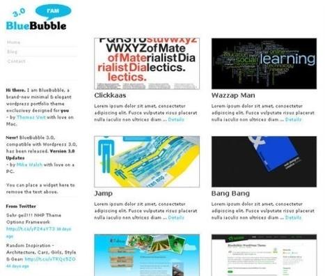 45 Best Free 3 Column WordPress Themes | Template & Webdesign | Scoop.it
