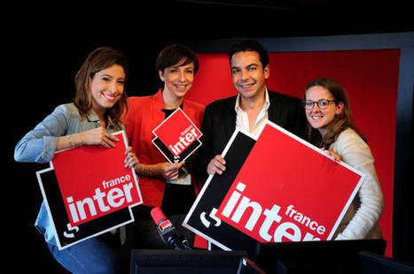 France Inter revendique sa féminité   DocPresseESJ   Scoop.it