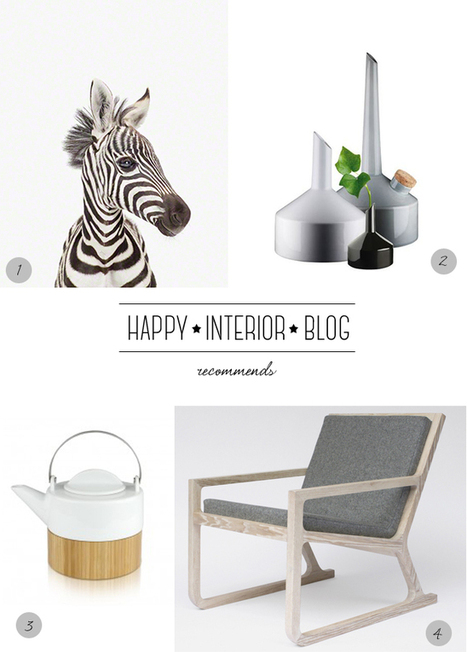 Happy Interior Blog: Happy Interior Blog Recommends... | Interior Design & Decoration | Scoop.it