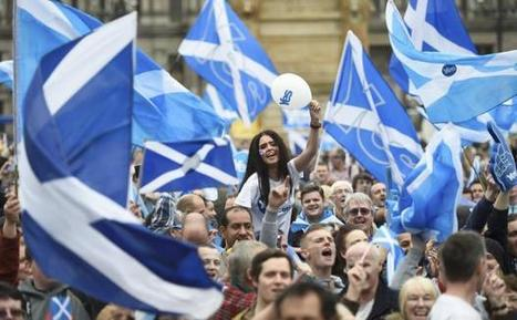 Shouting down those who don't share your narrow vision is about as far from the spirit of the Yes movement as you can get | My Scotland | Scoop.it