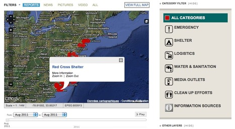 Hurricane Irene Clean Up Efforts | Mapping NYC hurricane | Scoop.it