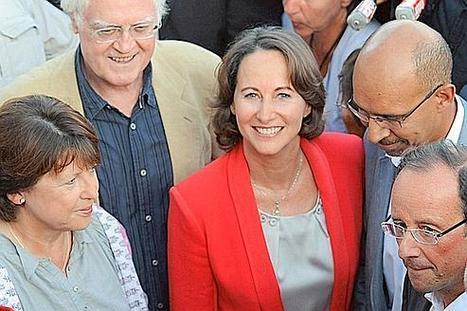 Royal, grain de sable de la primaire socialiste | LYFtv - Lyon | Scoop.it