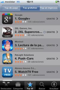 La app de Google+, la más descargada de las gratuitas   Google+, Pinterest, Facebook, Twitter y mas ;)   Scoop.it