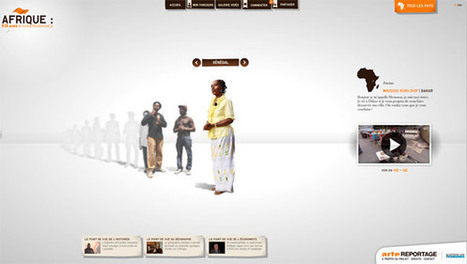 Quelle interface pour votre web-documentaire ? | WEB : ressources et infos | Scoop.it
