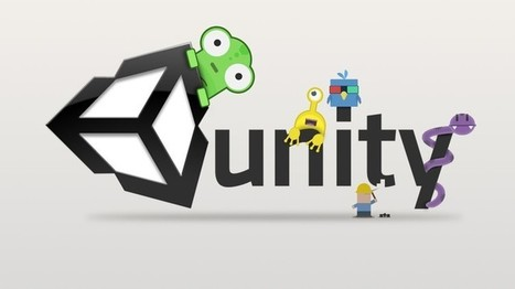 Master Unity By Building 6 Fully Featured Games From Scratch | COMPUTATIONAL THINKING and CYBERLEARNING | Scoop.it