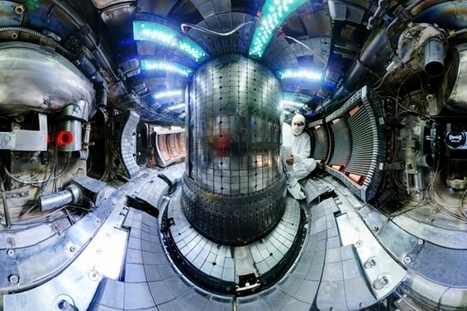 Plasma Pressure : New record for fusion | Vous avez dit Innovation ? | Scoop.it