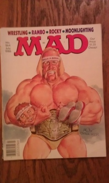1986 issue of MAD magazine!!! | Kitsch | Scoop.it