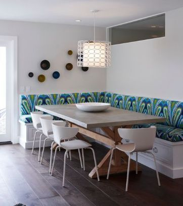 Eclectic Dining Room Design Ideas | Home Design | Scoop.it