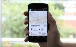 How smartphones may make weather forecasts more intelligent | Appster Content | Scoop.it