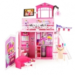 Barbie Glam Vacation House | Adventure World | Scoop.it