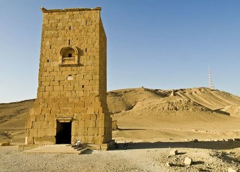 IS 'blows up Palmyra tower tombs' | BBC | Kiosque du monde : Asie | Scoop.it