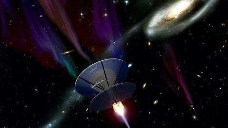 U.S. lawmaker orders NASA to plan for trip to Alpha Centauri by 100th anniversary of moon landing | New Space | Scoop.it