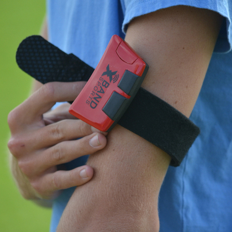 XBand Sports' Trainer Offers Real-Time Performance Metrics For Athletes - Broadway World | Sport innovation | Scoop.it