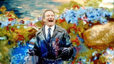 Robin Williams: Intensity Is Not Pathology - The Creative Mind | Mental Health & Creativity | Scoop.it
