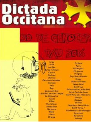 Dictada occitana dau 2016 - Institut d'Estudis Occitans 06 | Nissa e Countea | Scoop.it