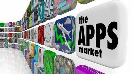 Las 'apps' generan el 58% de los ingresos móviles en España | Estrategias de e-Commerce: | Scoop.it