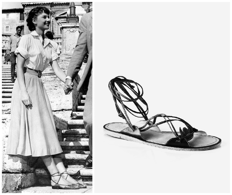 SS15 Roman Style Sandals Made in Le Marche | Le Marche & Fashion | Scoop.it