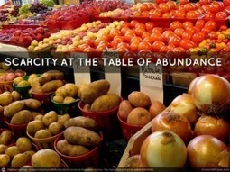 Scarcity at the Table of Abundance | Connected Principals | :: The 4th Era :: | Scoop.it
