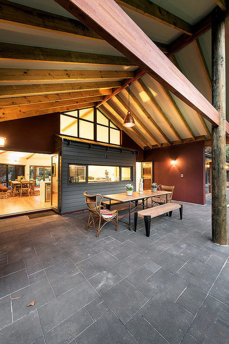 Bold Display Home Unleashing the Power of Traditional Design | Inspired By Design | Scoop.it