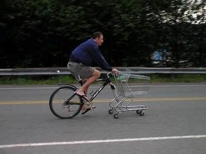 Bike cart | agriculture | Scoop.it