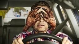 Nueva campaña gráfica de Volkswagen contra el uso de smartphones al volante   #RedesSociales y Marketing Online   Scoop.it