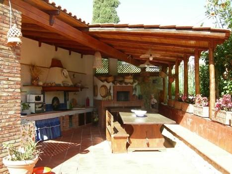Cuisine été extérieure | Conseil construction de maison | Scoop.it