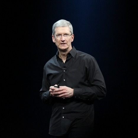 """A Private Message to Apple CEO Tim Cook 