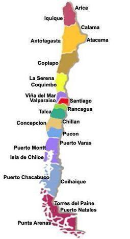 Chile, el mejor destino para buscar trabajo en Latinoamérica | KarlaNajera | Scoop.it