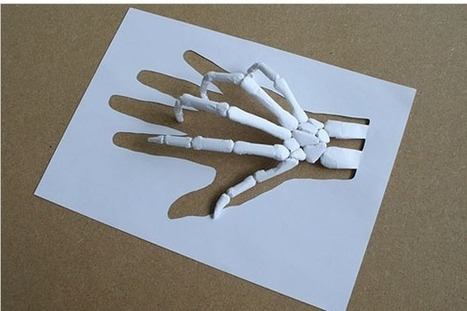 A4 Papercuts | Picame - Daily dose of creativity | Place Holder Title | Scoop.it