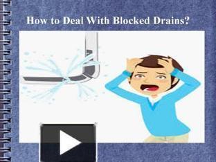Take help of drain experts | Block drain blocked drains in Glasgow | Scoop.it