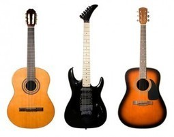 Acoustic & Electric Guitar Lessons in Austin Texa | Social Bookmarking | Scoop.it
