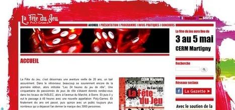 La fête du jeu, Poly-Games 2013 | Monde Ludique | Scoop.it