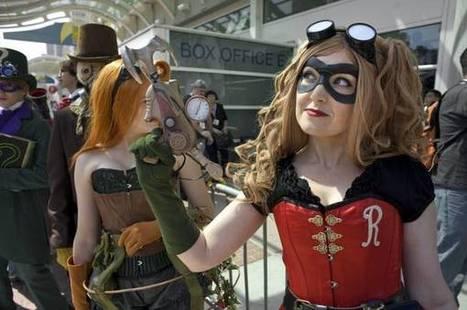 San Diego, tutto il bello di Comic-on - Photostory Spettacolo - ANSA.it | Multimedialand | Scoop.it