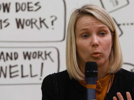 Marissa Mayer's New Rule For App Design | User Experience Design - All things UX | Scoop.it