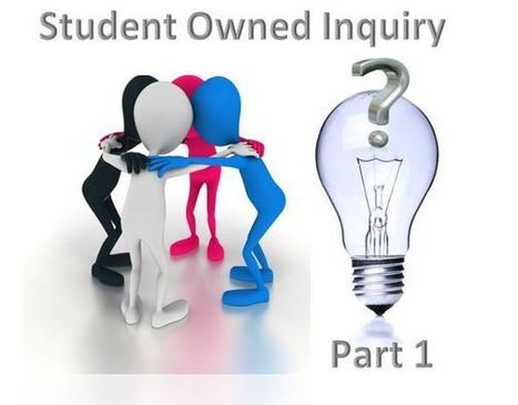 Part 1: Facilitating Inquiry in the Classroom… Driving and Investigative Questions   21st century learning   Scoop.it