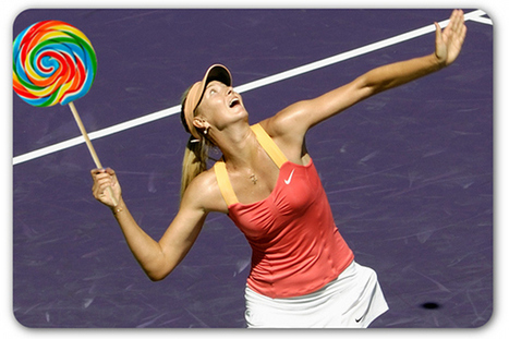 Maria Sharapova's name-change stunt was not hit, just miss. | Marketing and PR | Scoop.it